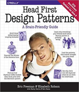 Years ago I read a great book about design patterns: Head First Design Patterns. The book is pretty good and definitely deserves a few words. I'll keep this article short and sweet.