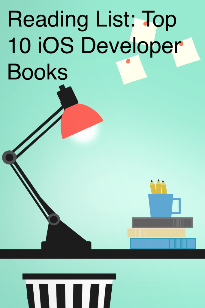 In this short post I'll quickly go over my top 10 books that I would recommend for a beginning/intermediate iOS developers to read. Some of them will be iOS related, some will be general development books.